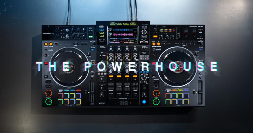 The Powerhouse: The XDJ-XZ is here